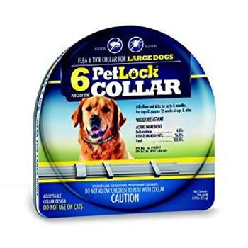 Petlock 6 Month Lg Dog Cllr