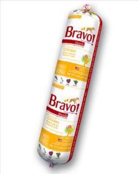 Bravo Blnd chicken  Chub 2 lb