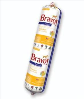 Bravo Blnc Raw chicken  Chub 2 lb