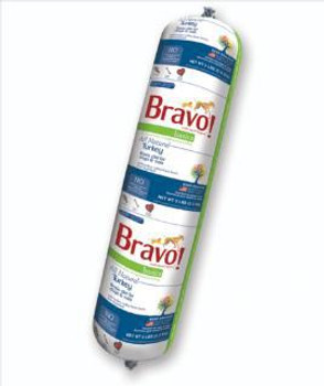 Bravo Basic frozen SD-5 Raw Tky 5 lb