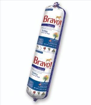 Bravo Blnc Raw Tky Chub 2 lb