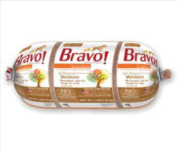Bravo Bneless frozen Raw Vns 1#