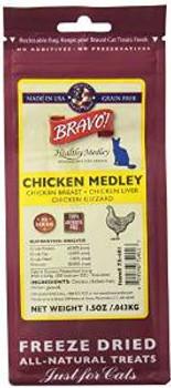 Bravo Hlth Mdly chicken  Organ 1.5z