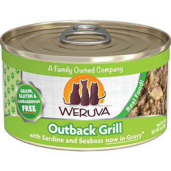 Weruva Outback Grill Cat 24/3z {L-x} 784100