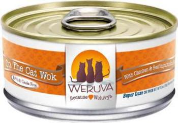 Weruva Trlx On The Cat Wok 24/6z