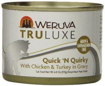 Weruva Trlx Quick N Quirky 24/6z