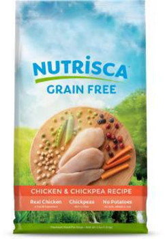 Dogswell Nutrisc chicken /cpea 4 lb Case of 6