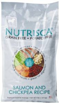 Dogswell Nutrisc Slm/cpea 4# Case of 6