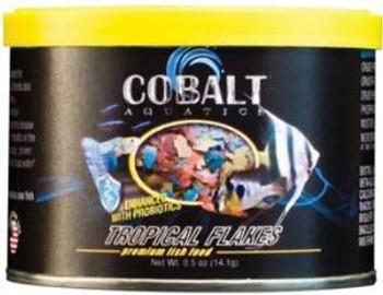 Cobalt Tropical Flakes .5 Oz.