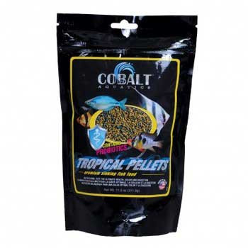 ColbaltTropical Pellets - Small - 11 Oz.