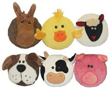 Multipet Toy Sub-woofers 7in Assorted priced ea