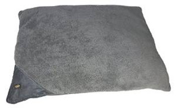 Afp Lambswool Pillow Bed Grey Med (5351) {requires 3-7 Days before shipping out}