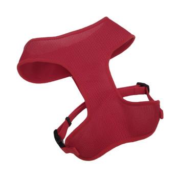 Coastal Comfort Soft Adjustable Harness Red Small