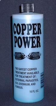 Copper Power Blue For Salt Water 16 Oz.