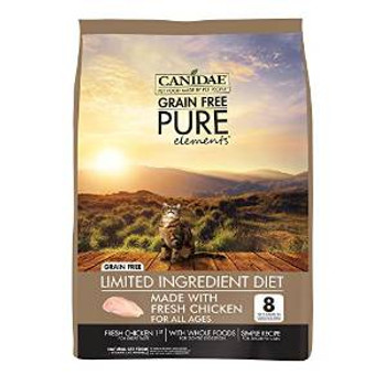 Canidae Pure Elmnt Gf Cat 5 lb Case of 6