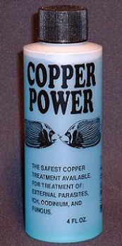 Copper Power Blue For Salt Water 4 Oz.