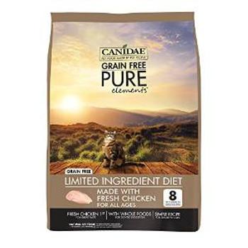 Canidae Pure Elmnt Gf Cat 10 lb
