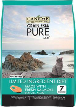 Canidae Pure Sea Gf Slm 2.5lbc= 6 {l-1} C= 404110