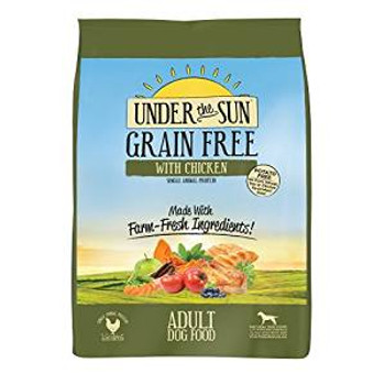 Canidae Uts Gf chicken  Dog 4 lb Case of 9
