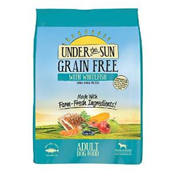 Canidae Uts Gf Whfs Dog 4 lb Case of 9