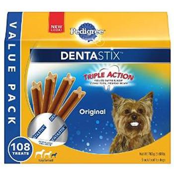 Pedigree Dentastix Mini 4/1.68 lb