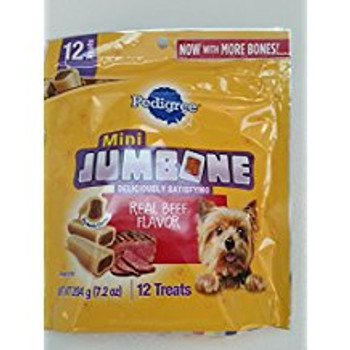Pedigree Jumbne Mini Bf 8/12ct""