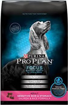 Purina Petcare Focus Senstv Skn/stmch 30 lb