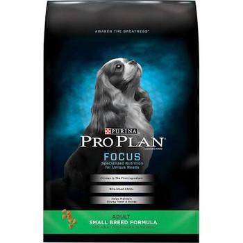 """Purina Petcare Focus Sm Brd Ckn/rc 34#"""""""
