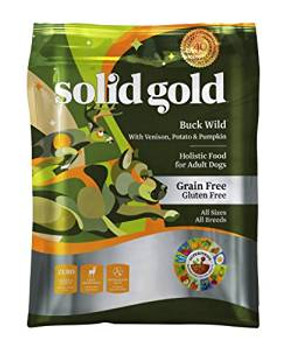 Solid Gold Buck Wild Gf Vns 4 lb Case of 6