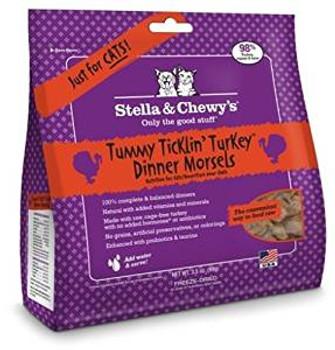Stella & Chewy's Fzdr Tummy Ticklin Tky 3.5z