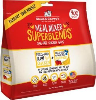 Stella & Chewy's Spr Blnd chicken  Ml Mix 16z