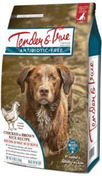 Tender - True Antibtc Free chicken /brrc 4 lb Case of 6