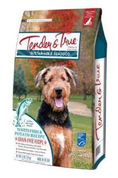Tender - True Ocwf/pot Dry Dog 11 lb