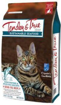 Tender - True Ocwf/pot Dry Cat 3 lb Case of 6