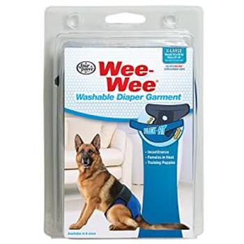 Four Paws Diaper Wee-wee Garment Xl