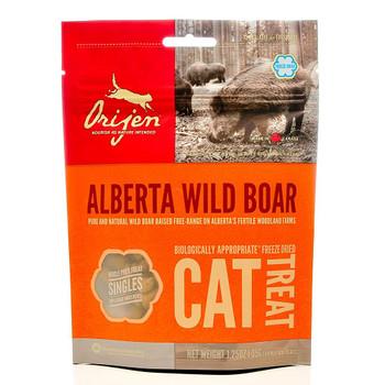 Orijen Cat Treats Wild Boar Freeze Dried 1.25Z