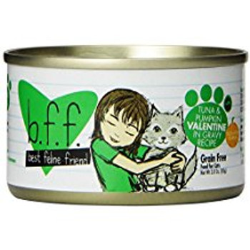 Weruv Bff Valentine Cat 24/3 Oz Case