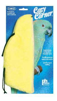 Prevue Pet Products Cozy Corner Large 12in