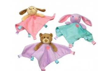 Ethical Toy Soothers Blanket 10in