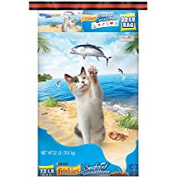 <p>Friskies Seafood Sensations Is An Ocean Of Flavors Including Ocean Fish, Albacore Tuna, Salmon, Yellowfin Tuna And Crab, Plus A Touch Of Seaweed. For Cats Who Have Enjoyed Friskies Ocean Fish Flavors.</p>