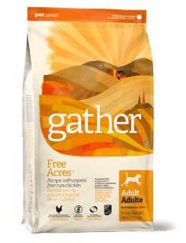 Gather Free Acre Dog Fd 16#