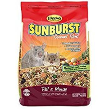 Higg Sunbrst Rat/mse 2.5# C=6