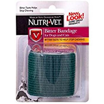 """Nutri 2"""" Bitter Bandage Dog 1ct"""