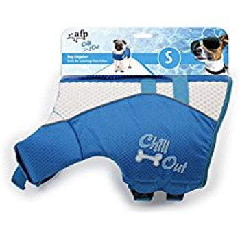 Afp Chillout Dog Life Jacket Small(8220)