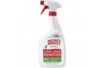 Nature's Miracle Stain & Odor Remover Spray 32oz
