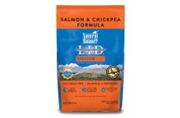 Natural Balance LID Indoor Cat Salmon & Chickpea Formula 5lbs