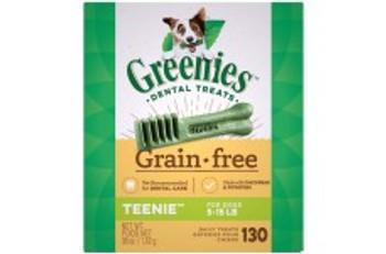 Greenies Grain Free Teenie 36oz