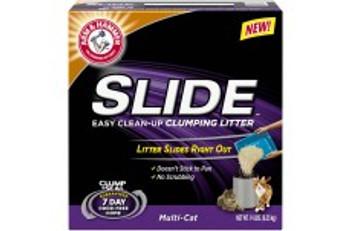 Arm & Hammer Slide Multicat Clumping Litter 14lb