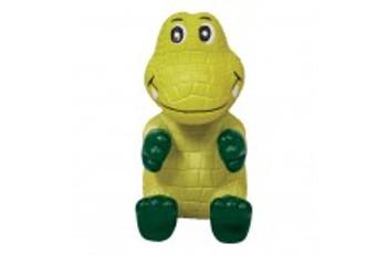 KONG Wiggi Alligator Dog Toy Large