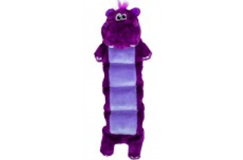 Outward Hound Invincibles Squeaker Palz Hippo X-Large